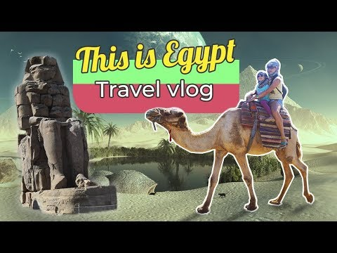 This is Egypt| All inclusive in Egypt |Travel vlog #1