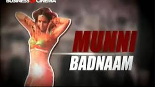 Making of Munni Badnaam Hui item song from Salman Khan