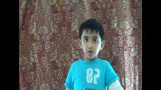 Telugu Rhymes - Chitti chilakamma