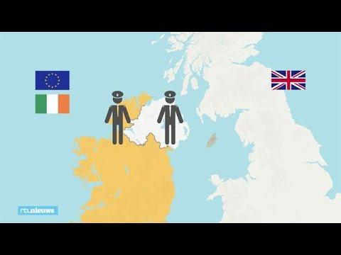 Zo werkt de backstop: het grote brexit-struikelblok - RTL NIEUWS