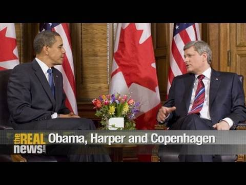 Obama, Harper and Copenhagen