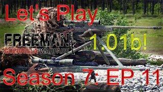 "Let's Play Freeman:Guerrilla Warfare Season 7 Episode 11:""Job Hunting"""