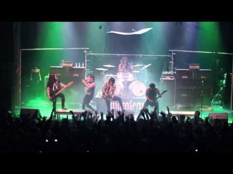 Escape The Fate 10 Miles Wide Live at The Regency Ballroom in SF