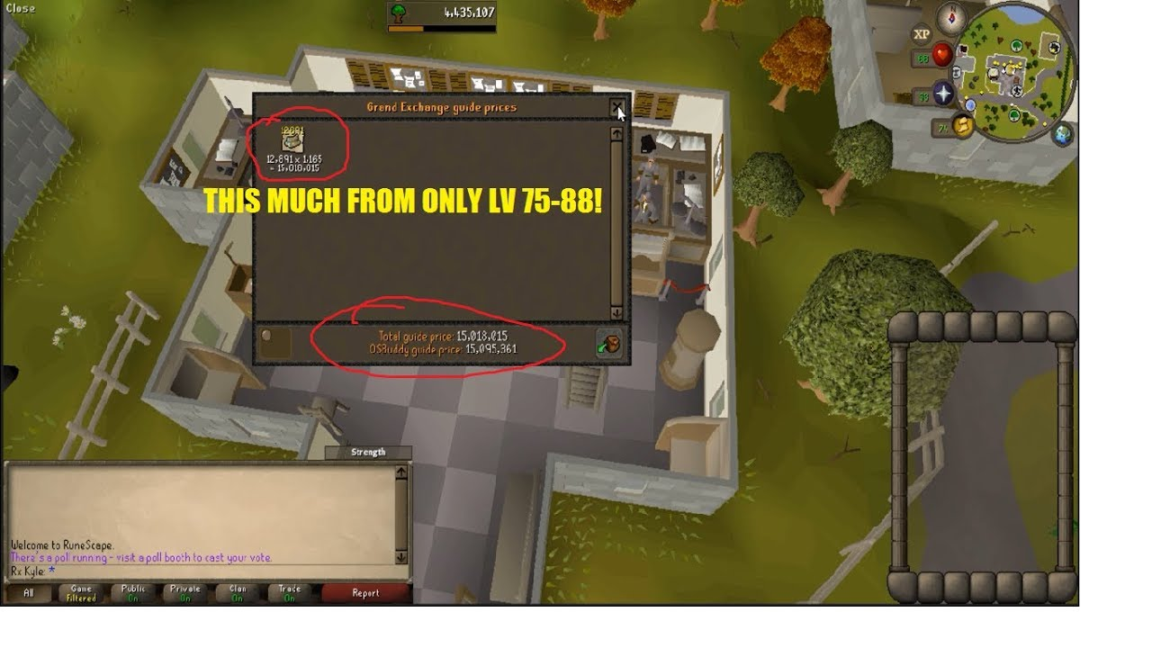 Chopping Magic Trees Till 99 Woodcutting (OSRS) IS IT WORTH IT ...