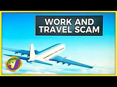 Work & Travel Scam in Clarendon?   TVJ News - Oct 1 2021