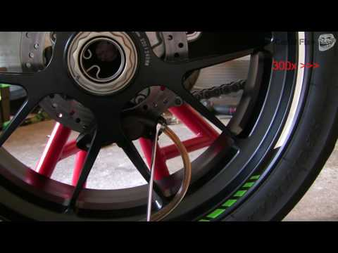 Maintenance - Rear brake Oil Substitution - Mv Agusta 1078 RR