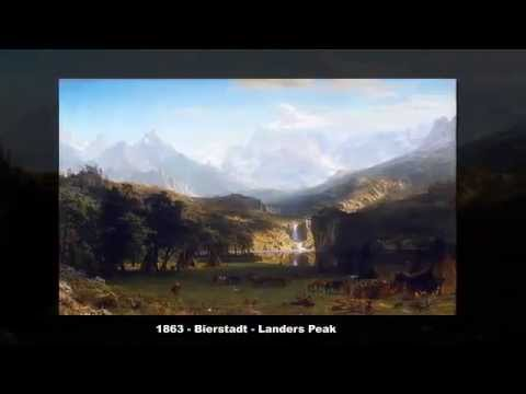 Famous Landscape Painting Masterpieces by Famous Artists and Painters of History