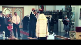Свадьба в Запорожье, Таинство венчания  by  Креатив Арт