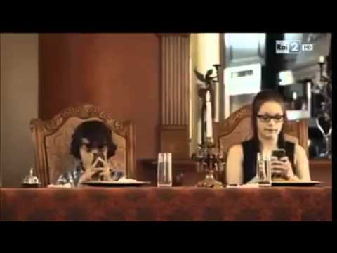 Smart Phone On dinner table Funny video