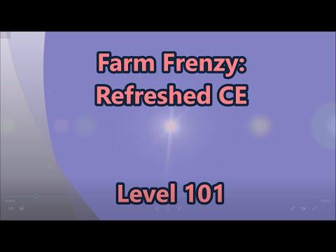 Farm Frenzy - Refreshed CE Level 101 |