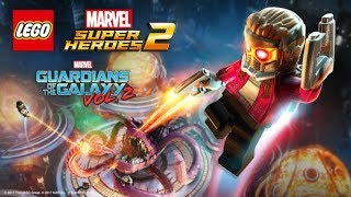 LEGO Marvel Super Heroes 2: Guardians of the Galaxy Vol.2 [GAMEPLAY]