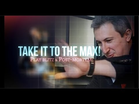 Take it to the Max! 2017-11-13