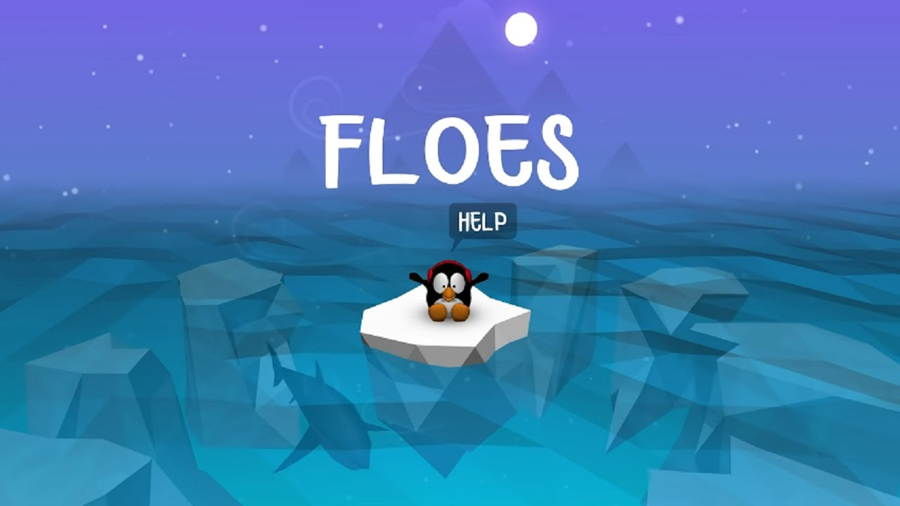 Floes: Tap and Bounce GAMEPLAY 🔥 (Android) - YouTube