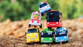 Tayo Litle Bus Toys | Review cars toy for kid colourful