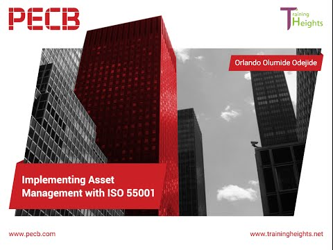 Implementing Asset Management System with ISO 55001