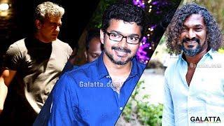 Vijay is Speed, Ajith is Style - Stunt Silva Reveals