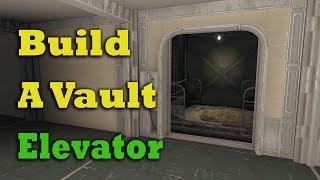 Video Fallout 4 Tips & Tricks: How to Build a Vault Elevator download MP3, 3GP, MP4, WEBM, AVI, FLV Maret 2017