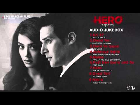 Hero Naam Yaad Rakhi | Full Audio Jukebox | Jimmy Shergill | Surveen Chawla