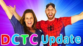 Disney Cars Toy Club DCTC 1 Million Subscriber Channel Update!