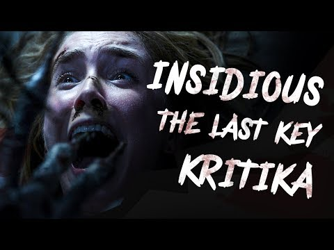 Paranagyi Beindul - Insidious 4 - The Last Key Kritika