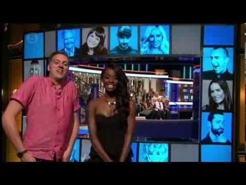BBBOTS Day 3 - (Celebrity Big Brother Sat 24 Aug 2013)