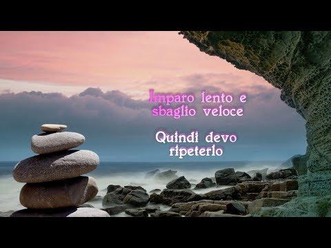 Lento-Veloce - Tiziano Ferro [TESTO/LYRICS]