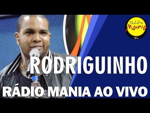 🔴 Radio Mania - Rodriguinho - Saudade de Tudo