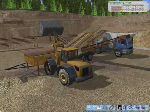 Bagger Simulator 2011 скачать торрент - фото 4