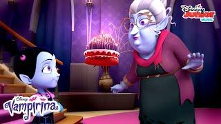The Gift I Wish For Every Year Music Video 🎁 | Vampirina | Disney Junior