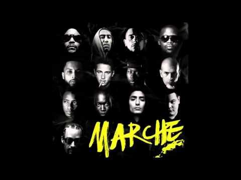 BO La Marche - Nekfeu, Disiz, Akhenaton, Dry, Lino, Kool Shen, Sadek, Sneazzy, Taïro, Soprano
