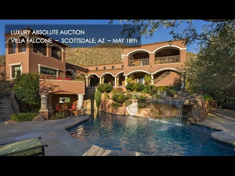 Scottsdale Mountain Home For Sale With Guest Suite [2 Pools]