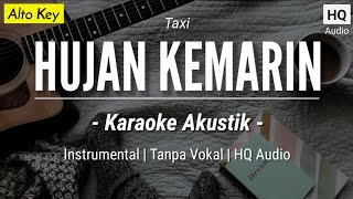 Download Mp3 Hujan Kemarin  Acoustic Karaoke  - Taxi Band  Female Lower Key | Hq Acoustic Gui