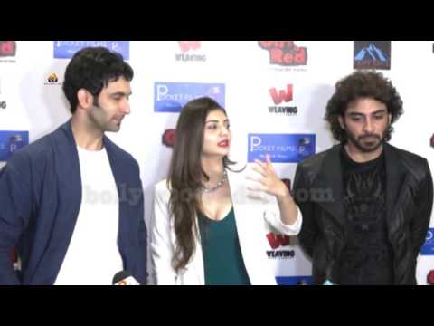 Short Film (2016) 'Girl In Red' Premiere With TV Serial Celebs & Bollywood Celebs!!!