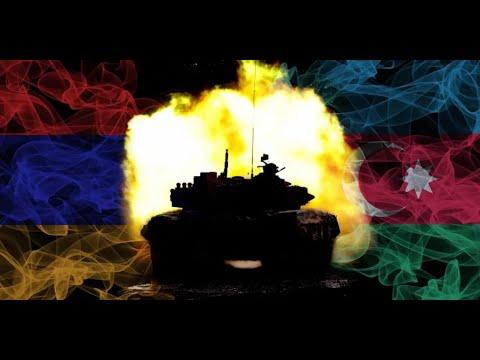 Клип про войну // Война за карабах // Конфликт Армении и Азербайджана // Огонь войны // (ЗАКАЗНОЕ)