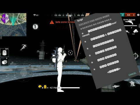 Free Fire Latest Version V1 25 3 Hack With Game Guardian