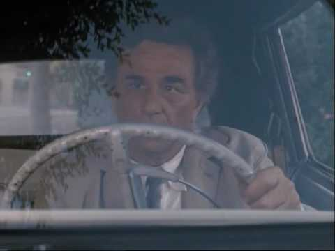 Some of Columbo's Car Crashes