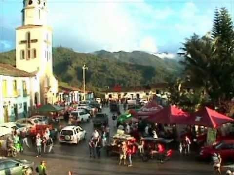 Salento Colombia  Video en Vivo Videos De Viajes