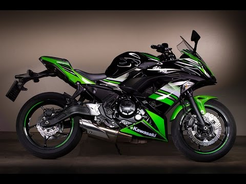 2017 kawasaki z650 ninja youtube. Black Bedroom Furniture Sets. Home Design Ideas