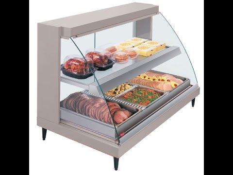 Hatco Holding And Display Cabinets