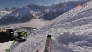 GoPro Run Fabio Studer - Chamonix-Mont-Blanc - Swatch Freeride World Tour 2016