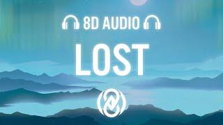 Maroon 5 - Lost (Lyrics) | 8D Audio 🎧