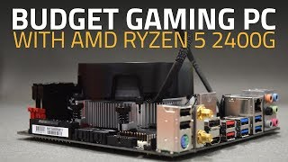 AMD Ryzen 5 2400G Gaming Review   Full-HD PC Gaming on a Budget