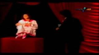 Sílvio e Malísa - A Menina Monstro 10 Pânico na Tv [09/11]