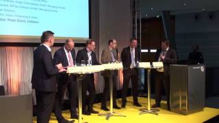 'Smarter Vision with Embedded Vision?' – MVTec joins VDMA panel discussion at VISION 2016