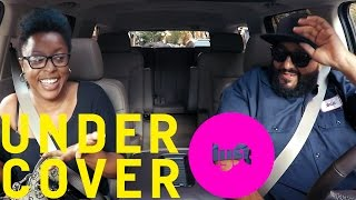 Undercover Lyft with DJ Khaled