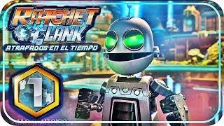 Vídeo Ratchet and Clank: Atrapados en el tiempo