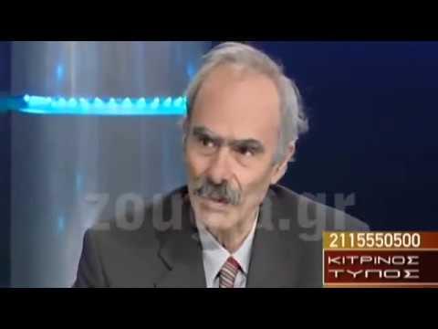 Petros Zografos opens the heart of the reactor
