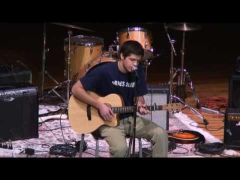 Indian Hill Talent Show 2008: Max Burnside