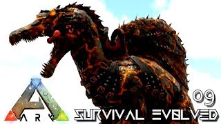 ARK: SURVIVAL EVOLVED - NEW EPIC SPINOSAUR & BEELZEBUFO TAME !!! E09 (MODDED ARK PUGNACIA DINOS)
