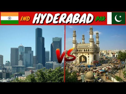 ® ✅ INDIAN Hyderabad Vs PAKISTAN Hyderabad | 2018